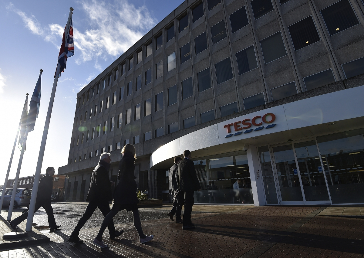 Tesco will stop selling crescent-shaped croissants as Britons find it difficult to spread jam on it