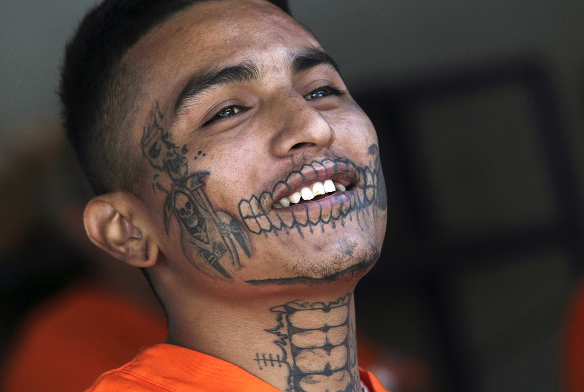 Monterrey prison employees are arrested after deadliest for Mexican prison tattoos