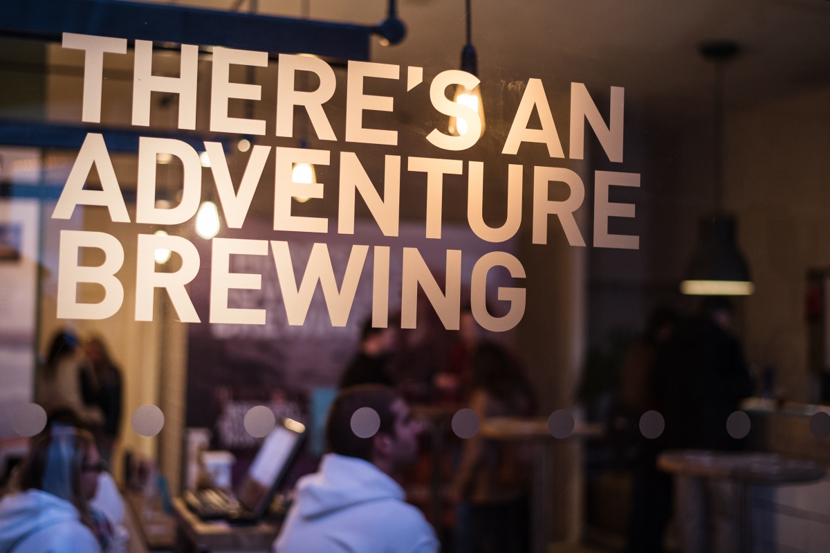 Let's have a beer adventure