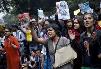 India protest against BJP