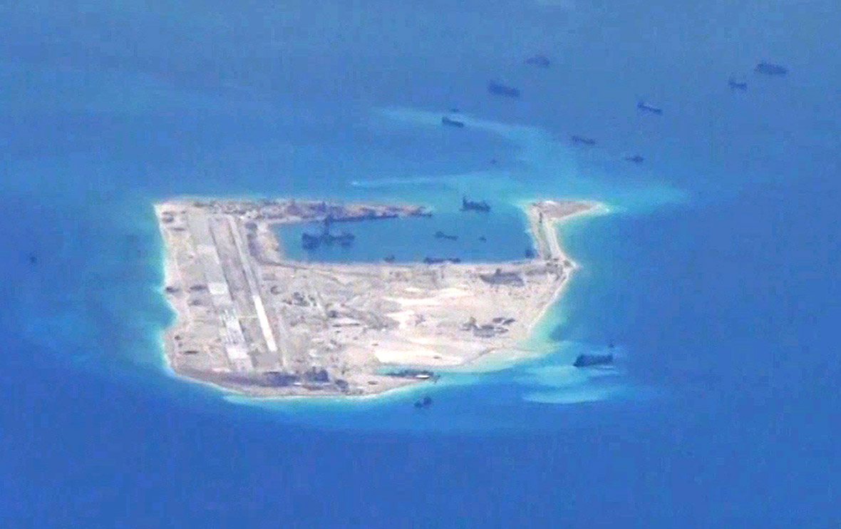 south china sea Rivalries in the south china sea are getting heated over a resource fight but it's more about fish than fuel.