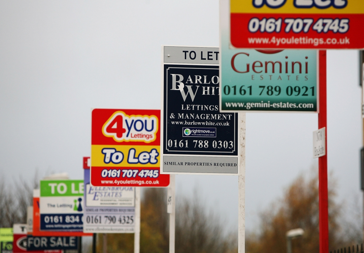 landlords buy to let property