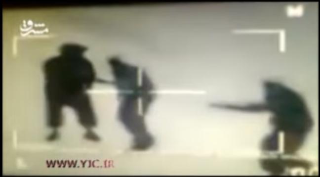 Gameplay footage mistaken for sniper
