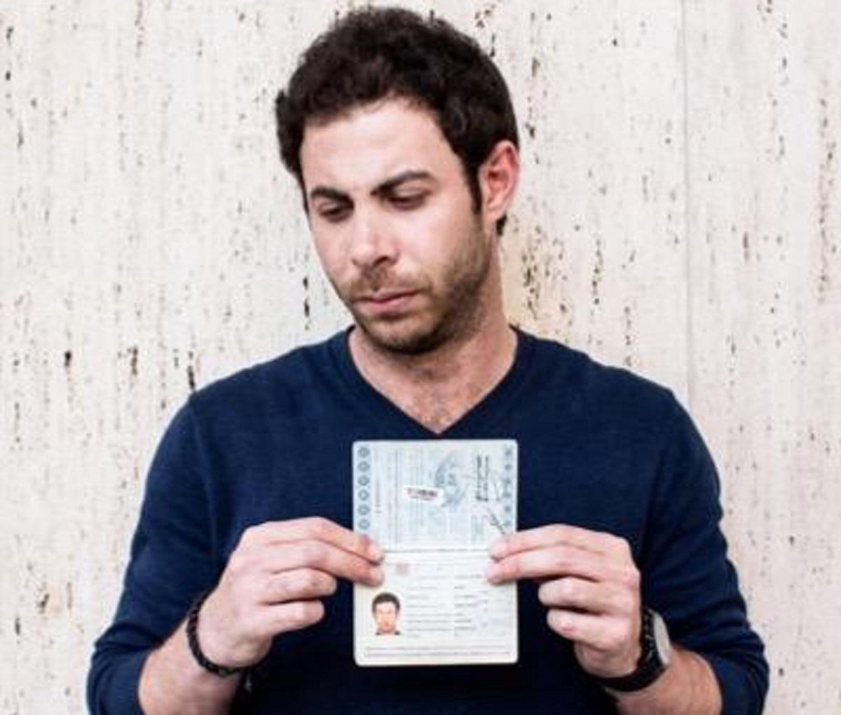 Rami Jarrah arrested Turkey