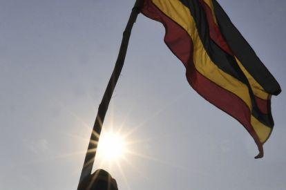 Uganda\'s flag