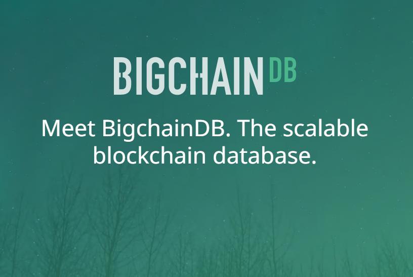 Meet BigchainDB – 'the scalable blockchain database' hitting one million writes per second
