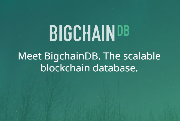 Meet BigchainDB – \'the scalable blockchain database\' hitting one million writes per second
