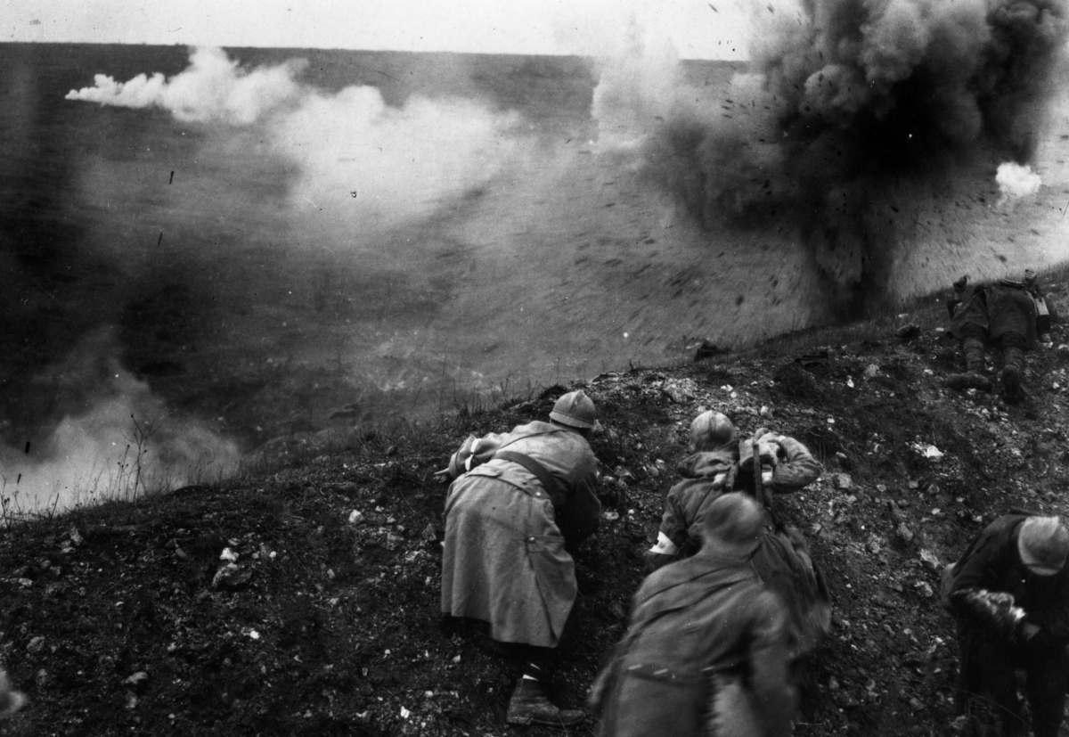 Verdun WW1: Shredded flesh and pulverized corpses - one French ...
