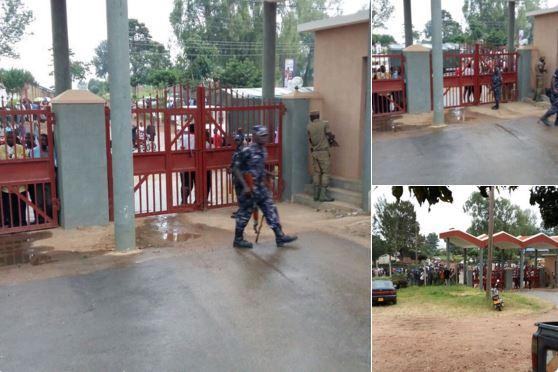 Elections results in Rukungiri, Uganda