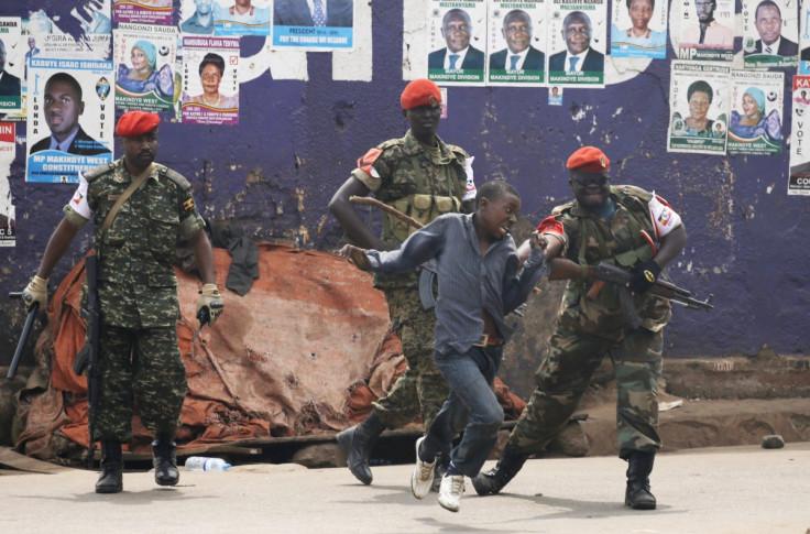 Police raid on FDC headquarters in Kampala