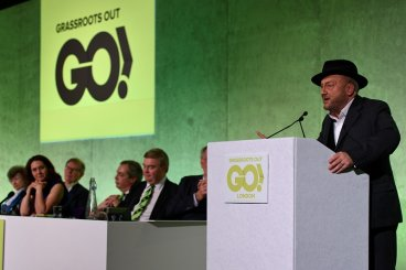George Galloway, Grassroots Out