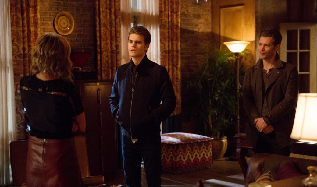 Vampire Diaries/Originals crossover