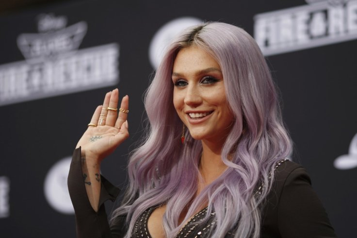 Kesha Hollywood July 2014