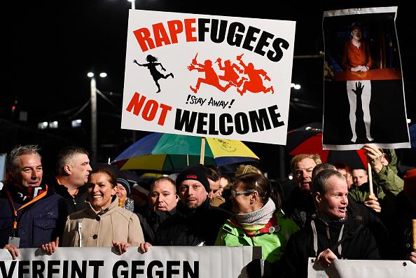 Migrant rapes