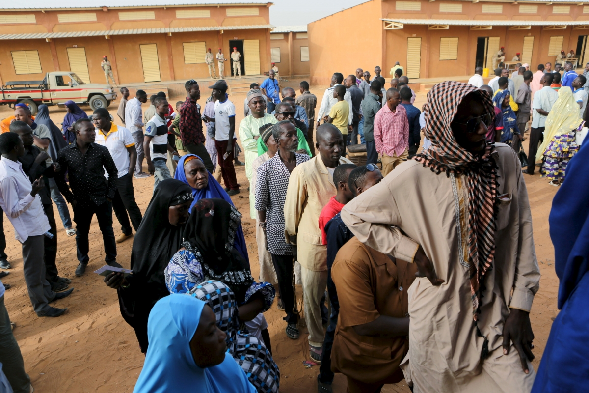 Niger presidential election 2016