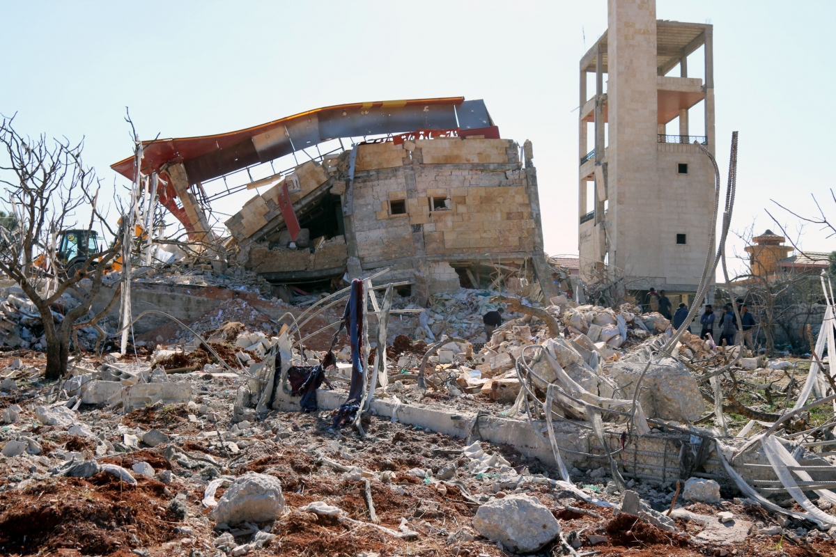 Hospital Syria