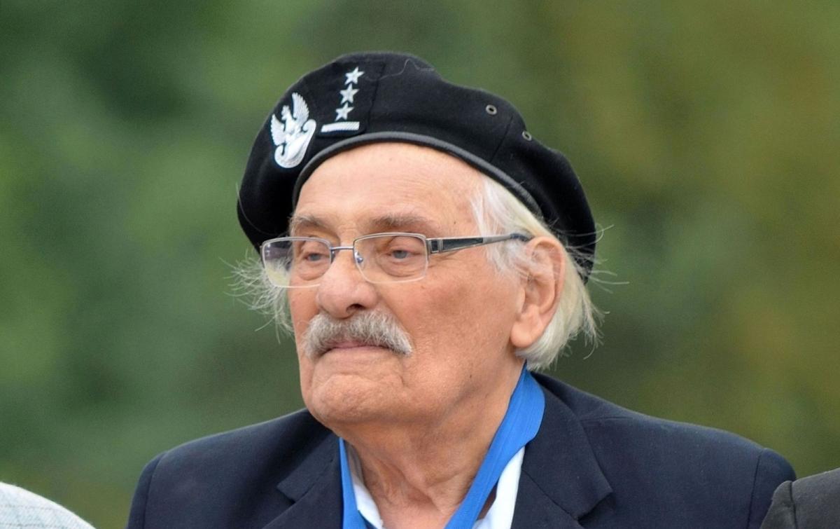 Samuel Willenberg in 2013