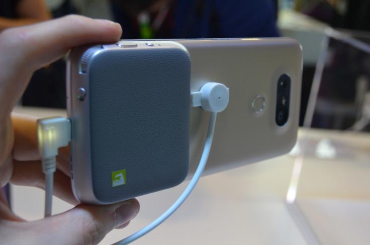 LG G5 camera plus