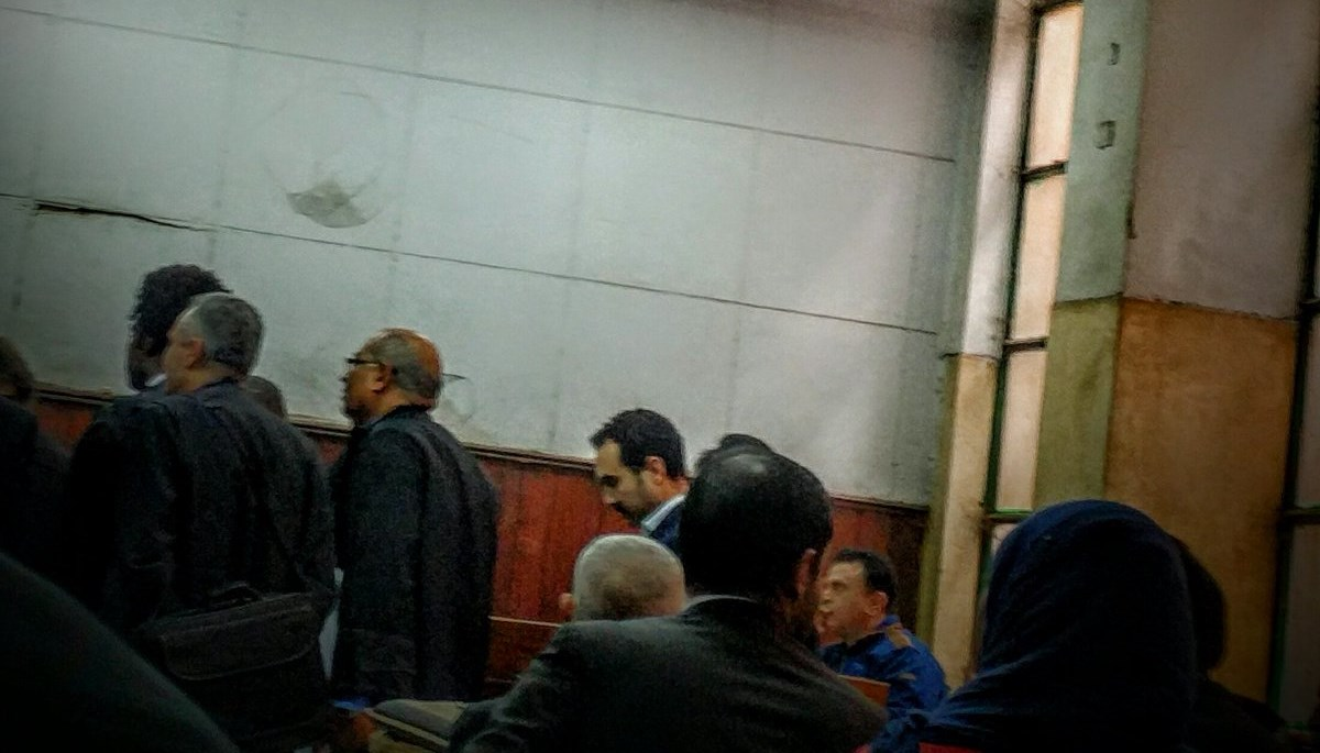 Ahmed Naji jailed Egyptian writer