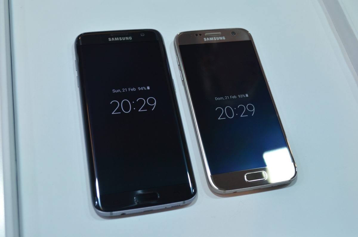 Samsung Galaxy S7 always-on