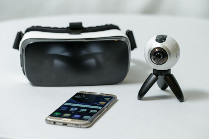 Samsung unveils the Gear 360 camera at MWC 2016