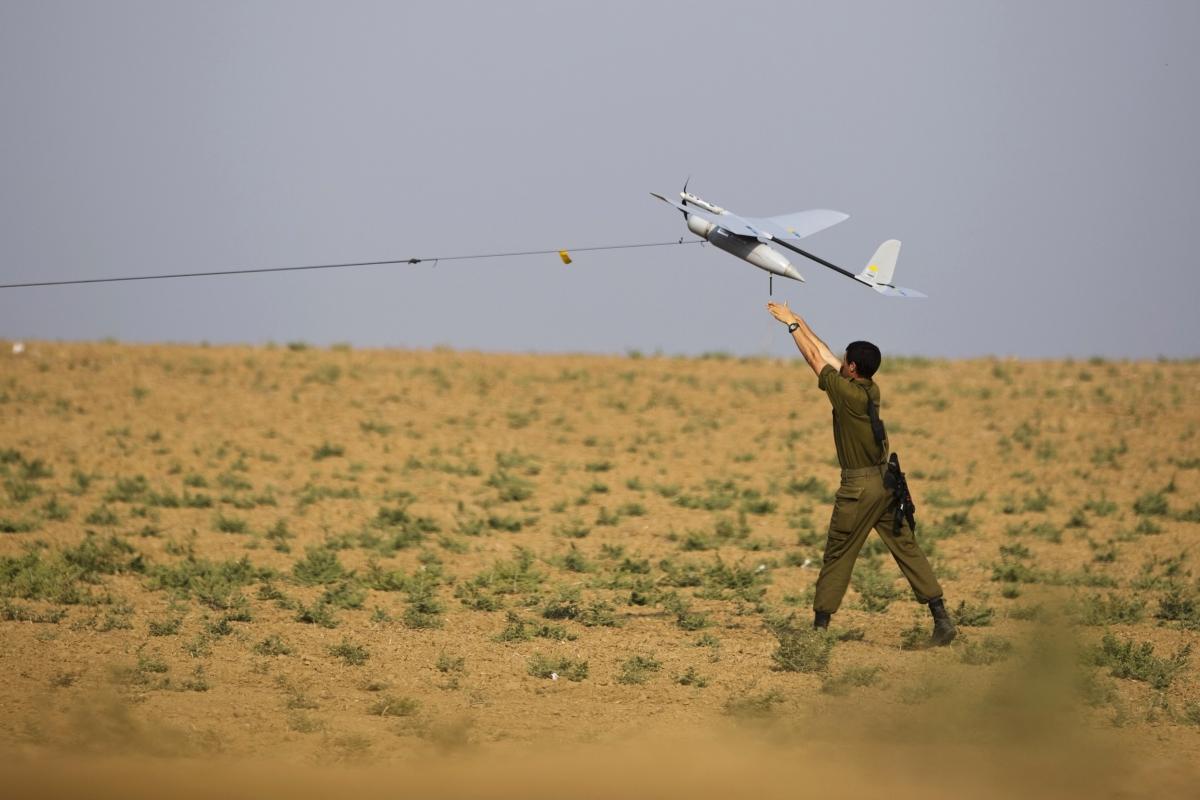 Israel busts Gaza drone shipment
