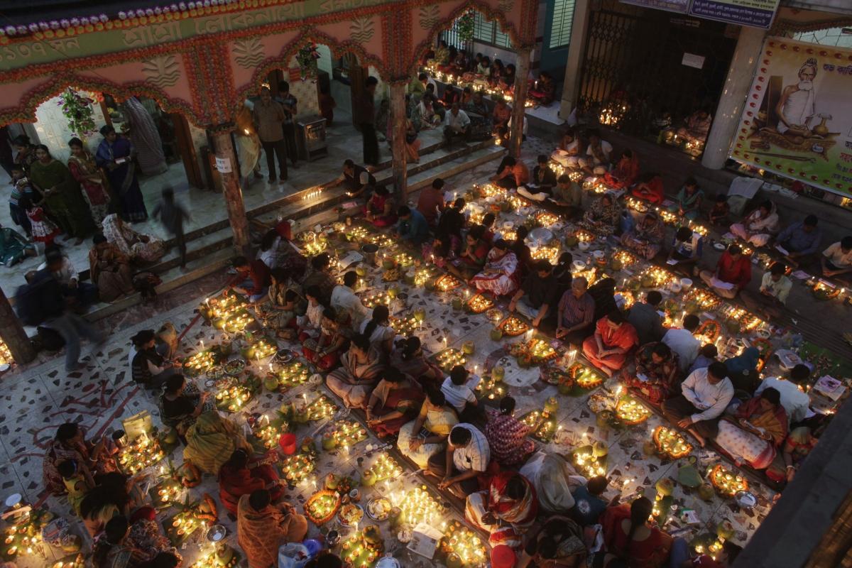 Bangladesh Hindu priest murder