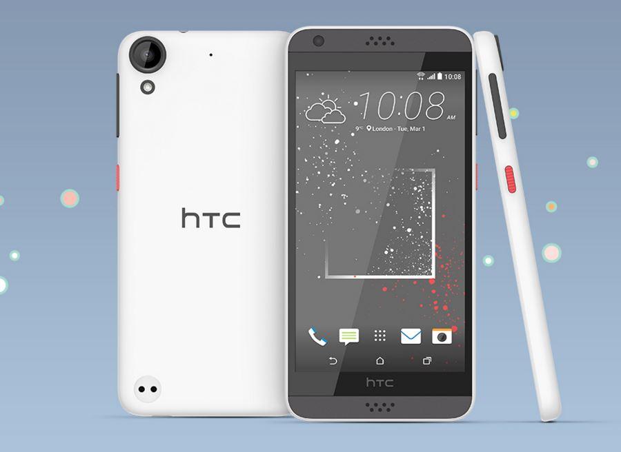 HTC launches Desire 630