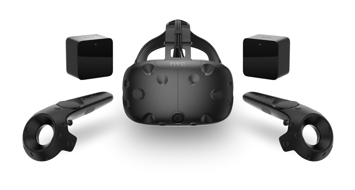 HTC Vive release date price