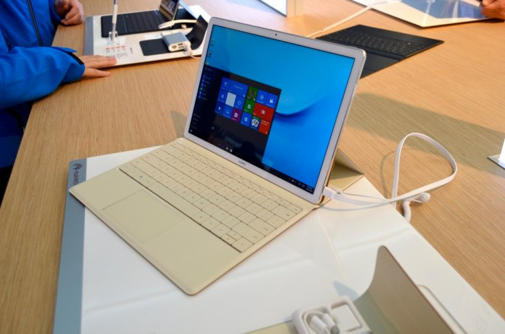MWC 2016: Huawei MateBook hands-on - first impressions of