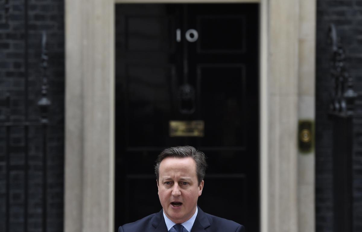 David Cameron EU Referendum