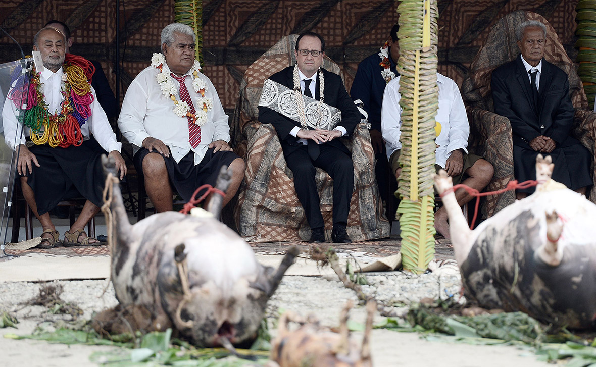 Hollande Futuna