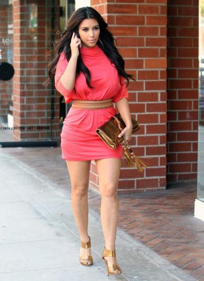 Reality TV star Kim Kardashian and basketball beau Kris Humphries got married