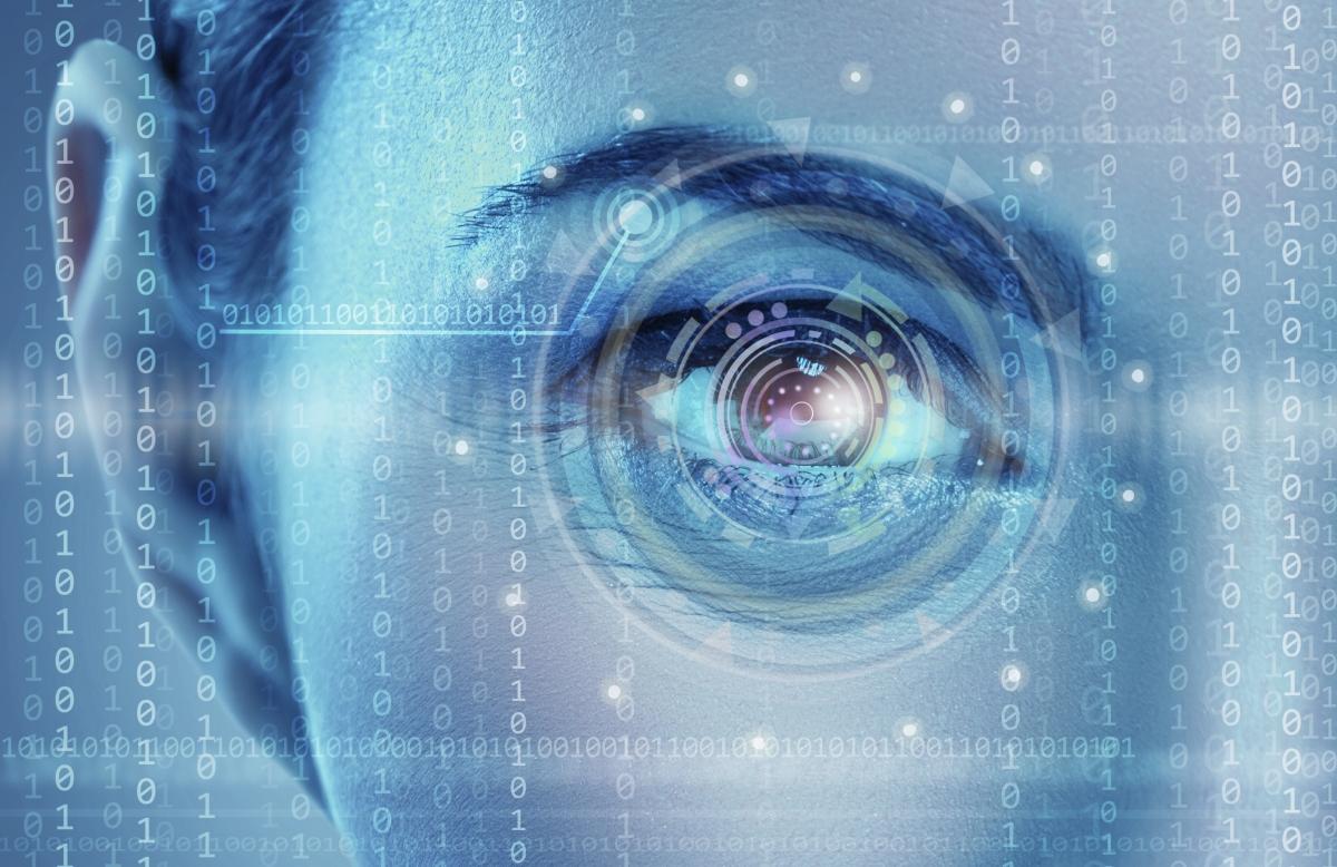 Futuristic smart eye technology