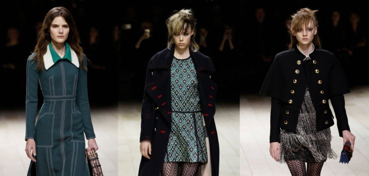 Burberry collection A Patchwork