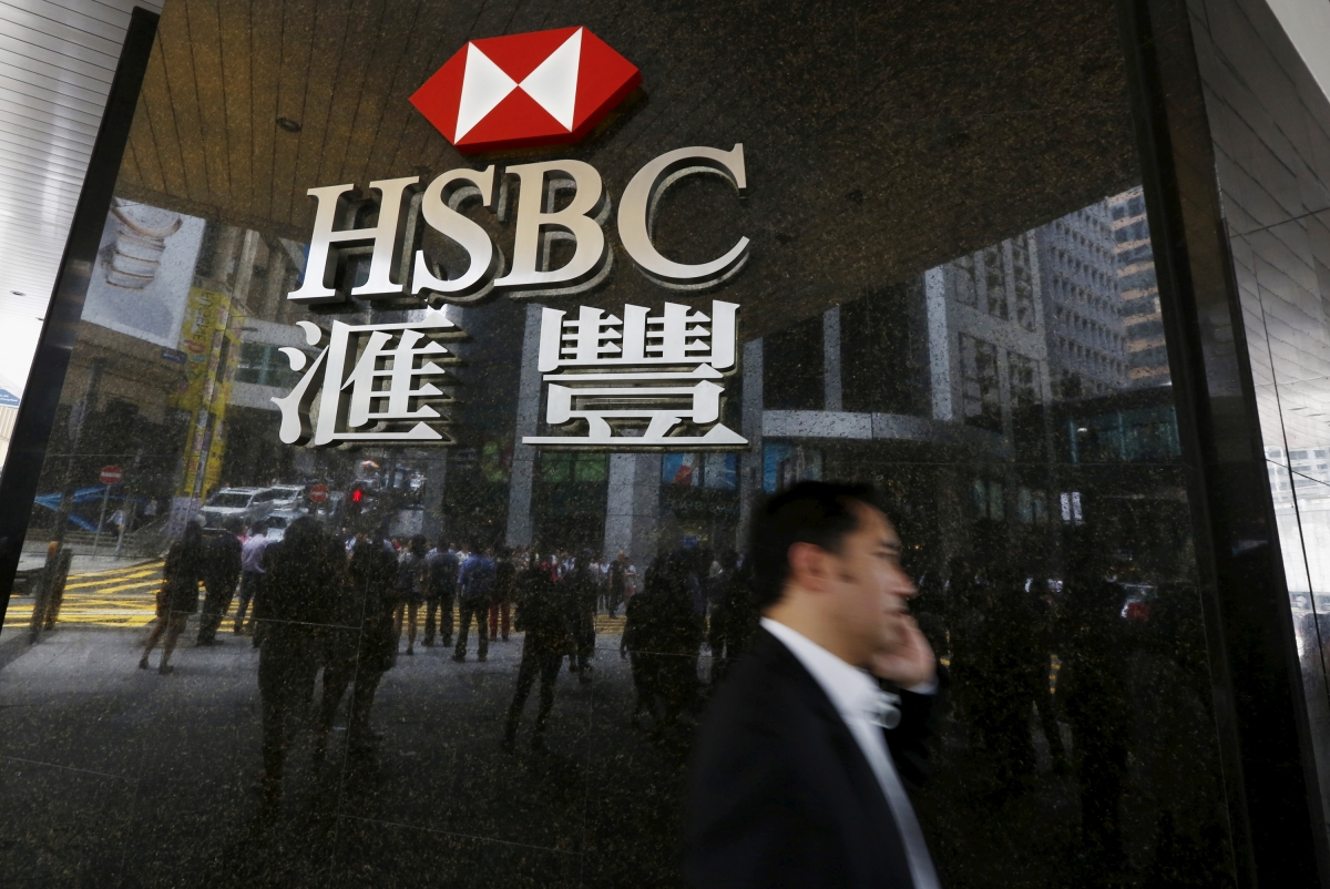 HSBC paid 453 of its employees €1m or more in 2015