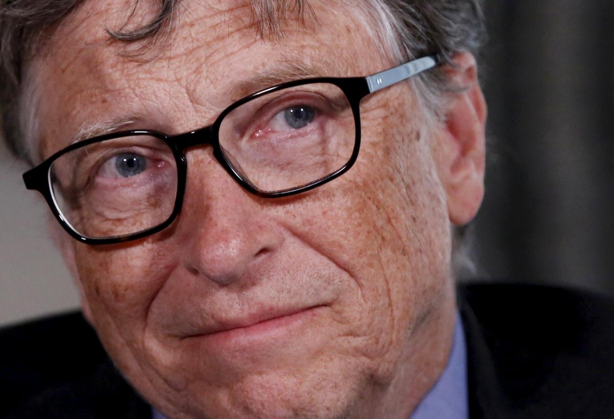 Bill Gates in New York