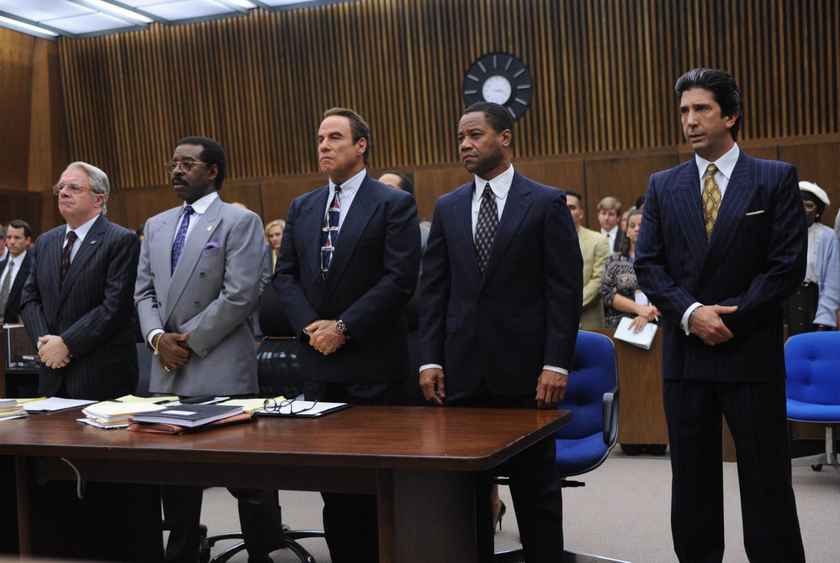 The People v OJ Simpson episode 4