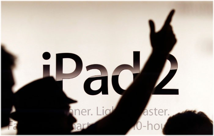 Apple to Launch 3G iPad 2 as Chinese Policy Loosens