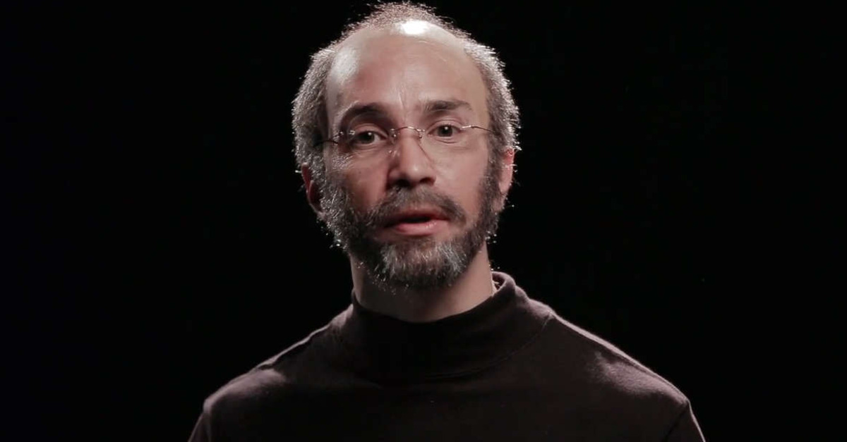 Justin Long as Steve Jobs
