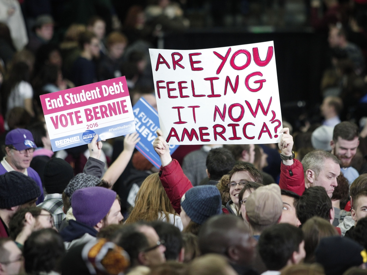 Young voters in the United States
