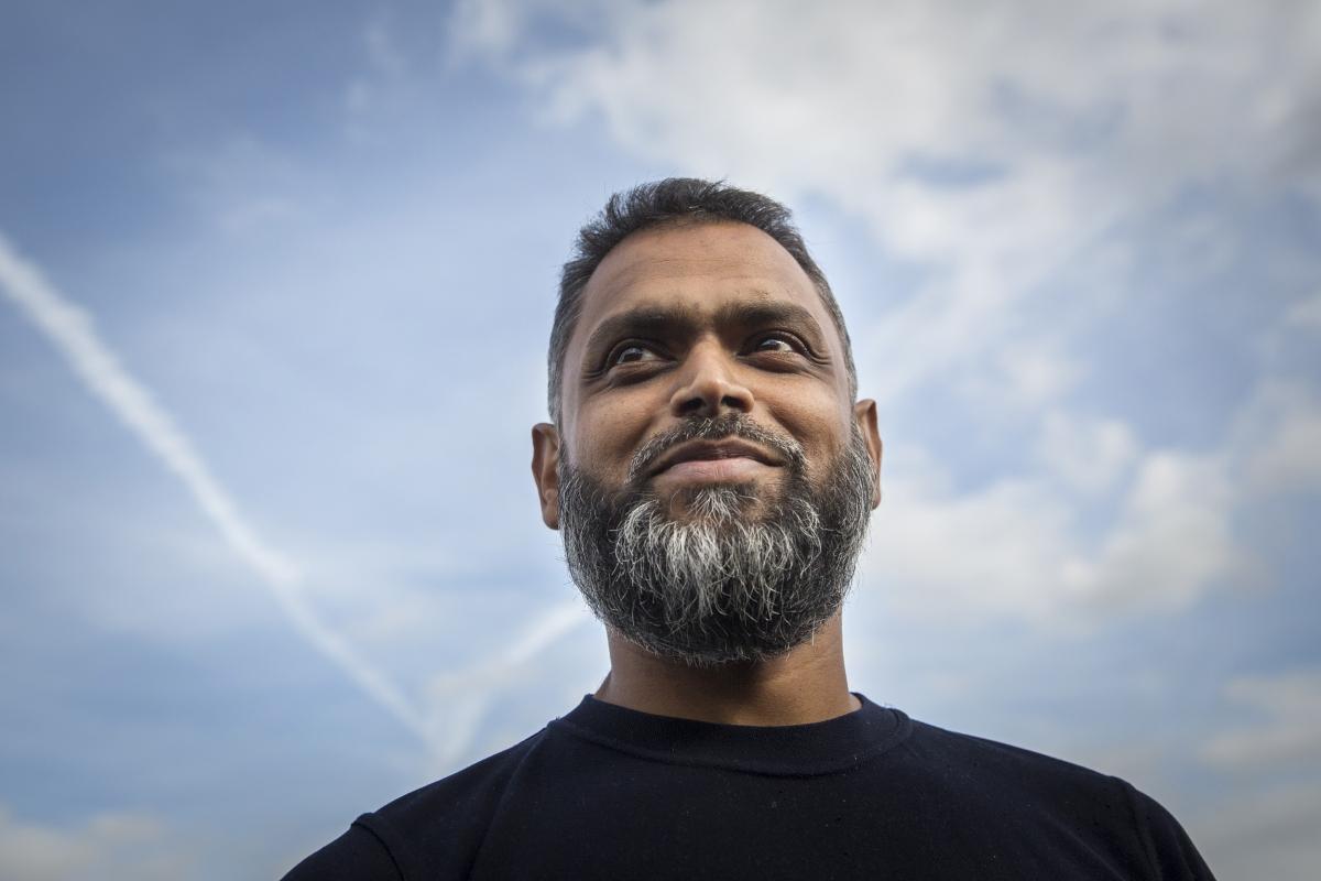 Guantanamo Bay detainee Moazzam Begg