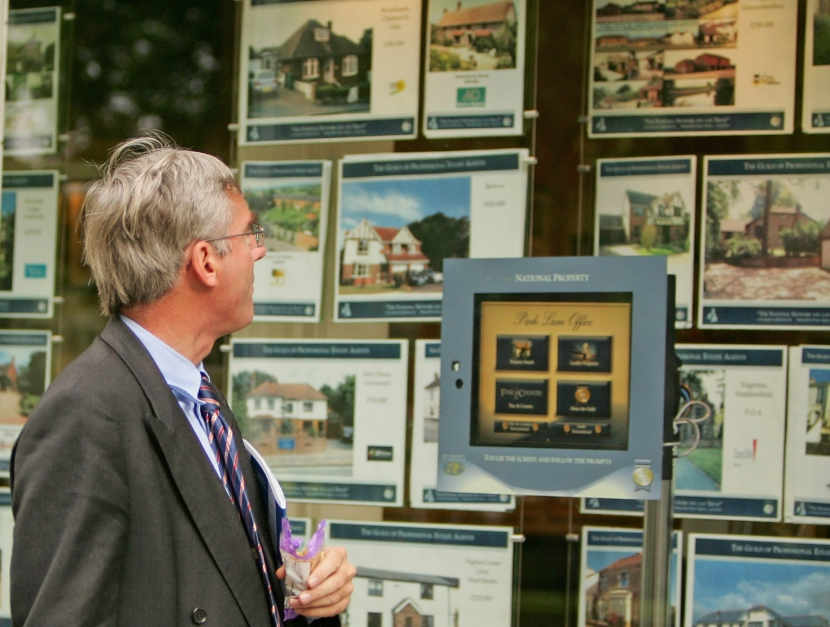 property uk housing house prices brexit eu