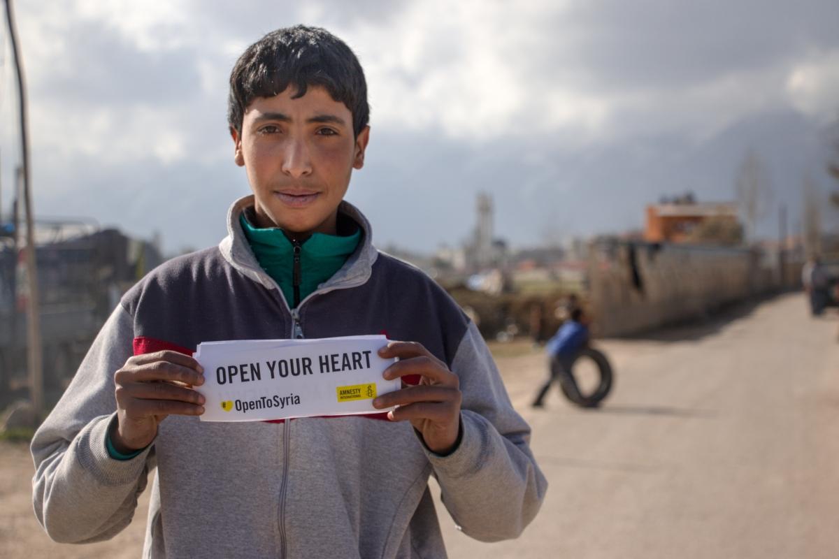 Syria war refugees