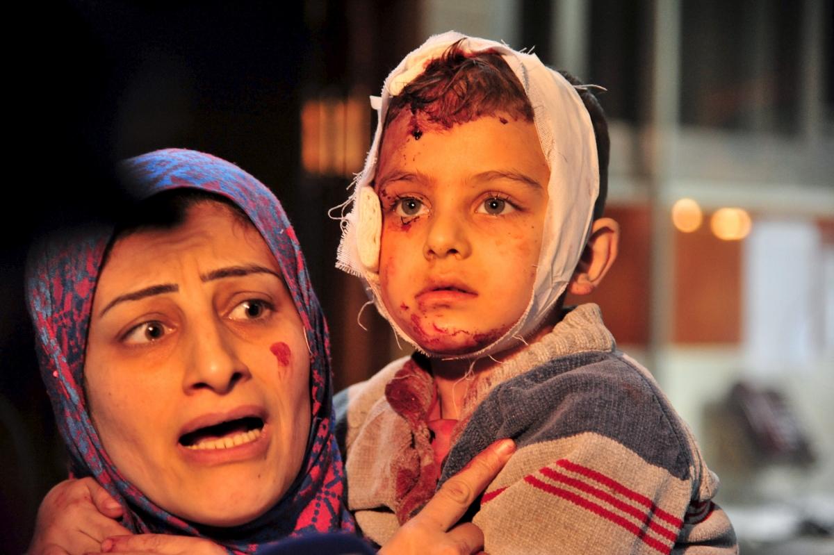 syria war 2016 Damascus ceasefire