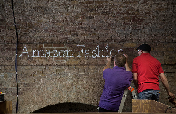 Amazon elbows its way into fashion with launch of new clothing line