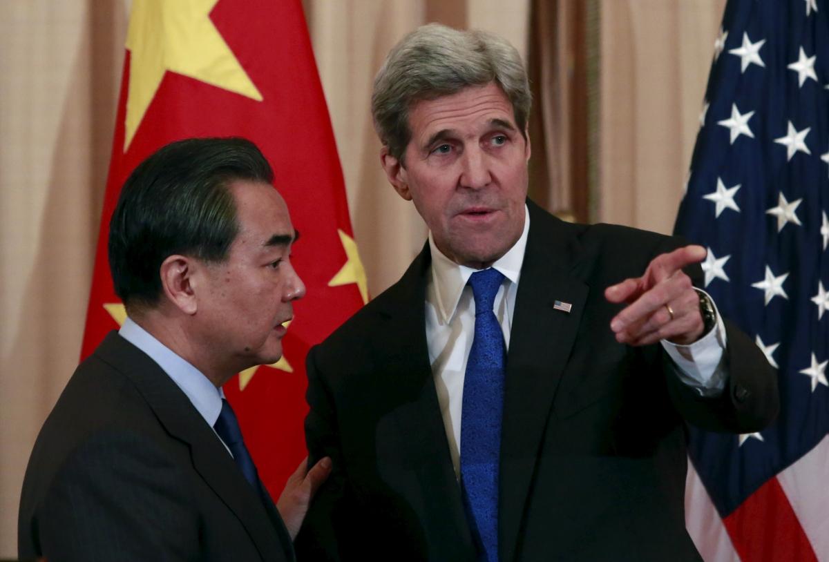 US China on North Korea
