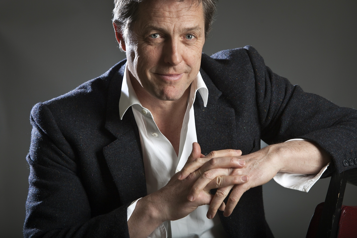 Hugh Grant turned down...