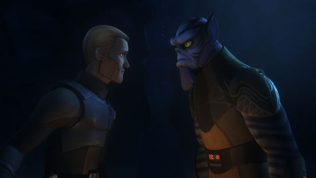 Star Wars Rebels season 2 episode 17