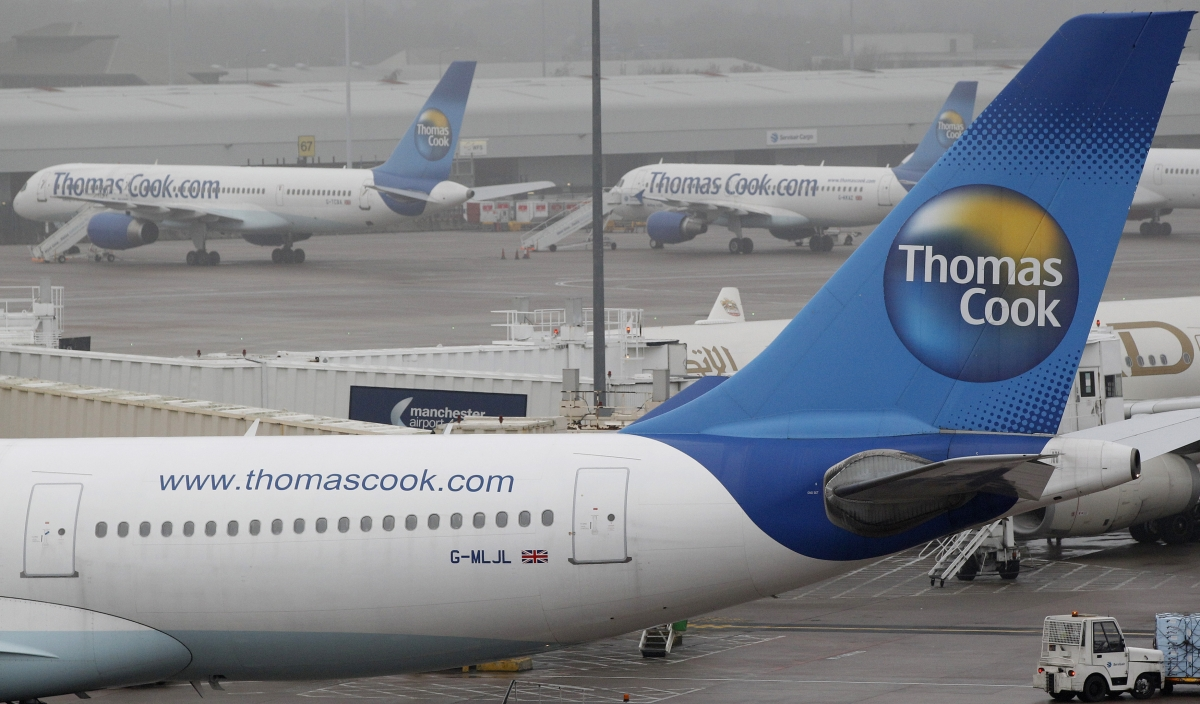 Thomas Cook cabin crew could strike during